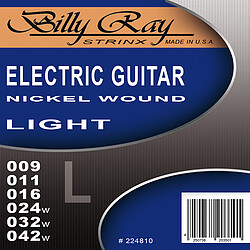 Billy Ray Electric Guitar Strings *