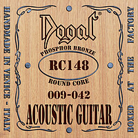 Dogal RC148 Acoustic Ph. Bronze *
