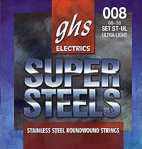 GHS Super Steels Electric *