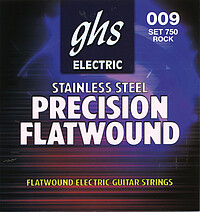 GHS Precision Flatwound Electric *