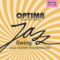 Optima Jazz Swing chrom Electric *
