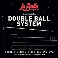 La Bella Double Ball Bass *