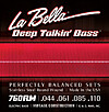 La Bella Deep Talkin' Bass Electric *