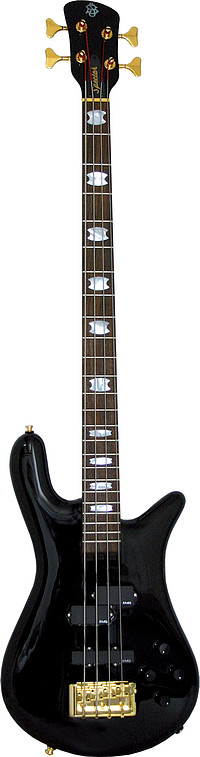 Spector Euro 4 LX Solid Black Gloss