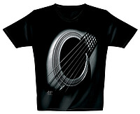 T-​Shirt schwarz Black Hole *