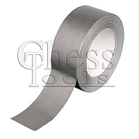 Chess Tools Handwerkerband 50m silver
