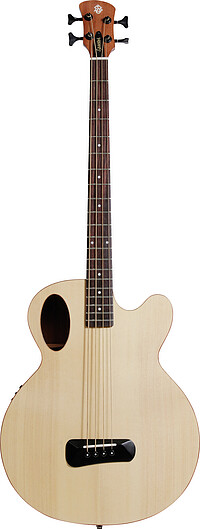 Spector Timbre Acoustic Bass, natural m.