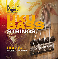 Dogal UBS162 Uku Bass Set Nickel Wound