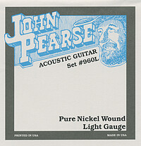 J. Pearse Pure Nickel *