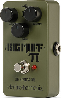 Electro-​Harmonix Green Russian Big Muff