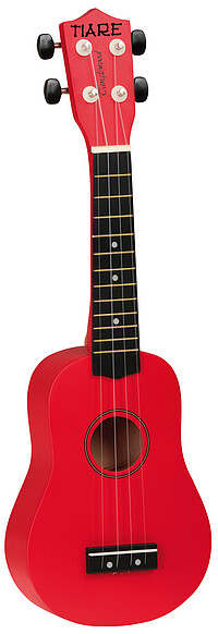 Tanglewood TWT-​SP Tiare Ukulele red