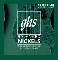 GHS Balanced Nickel Bass *