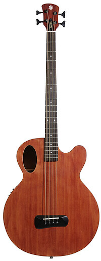 Spector Timbre Acoustic Bass, walnut st.