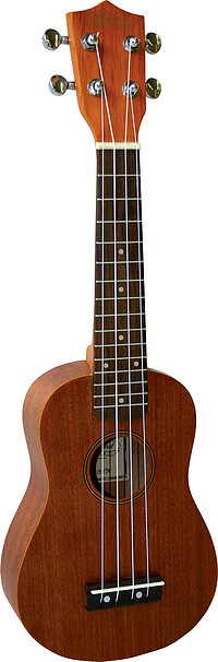 Kirkland Ukulele-​2, closed Mini Mechanik
