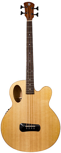 Spector Timbre JR Acoustic Bass, natural