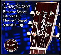Tanglewood TWGS11 Ph.​Br. Coated 011/​052