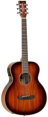 Tanglewood TW Mini Koa Winterleaf Exotic