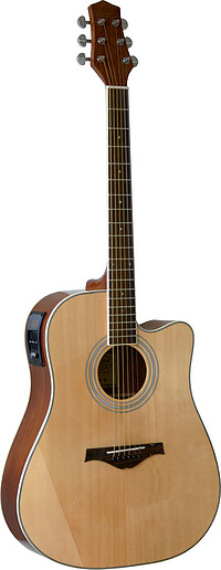 Kirkland AH Dreadnought CE natural