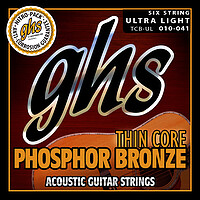 GHS Thin Core Phosphor Bronze *