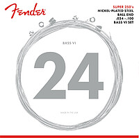 Fender® Strings Super250 Bass VI 024/​100
