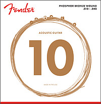 Fender Ac. Guitar Strings Ph. Bronze*