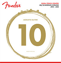 Fender® Dura-​Tone Ac. Guitar Strings *