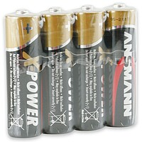 Ansmann Alka X-​Power-​Batterie Mignon (4)