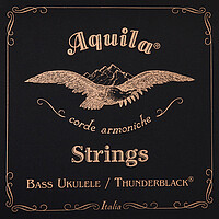 Aquila 140U Bass Ukulele Strings 4str TB