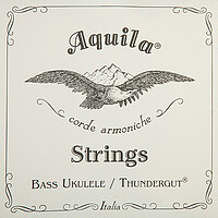 Aquila 68U Bass Ukulele Strings 4str TG