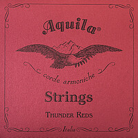 Aquila 91U Bass Ukulele Strings 4str TR