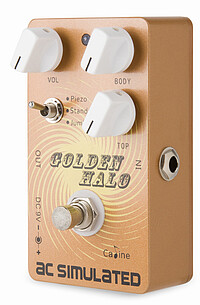 Caline CP-​35 Golden Halo Acoustic Simul.