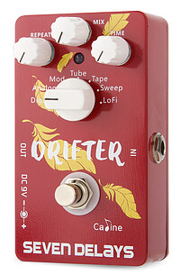 Caline CP-​37 Drifter Multi Delay