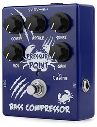 Caline CP-​45 Pressure Point Bass Comp.
