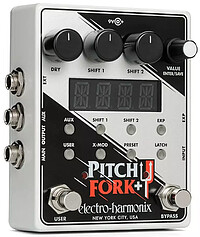 Electro Harmonix Pitch Fork Plus