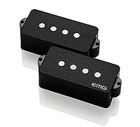 EMG Geezer Butler PHZ Bass Set black