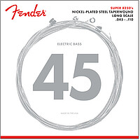 Fender® 8250M Bass Strings taperwound *