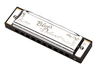 Fender® Blues Harmonica Deluxe D
