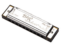 Fender® Blues Harmonica Deluxe E