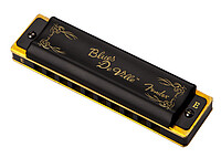 Fender® Blues Harmonica DeVille E