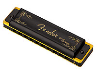 Fender® Blues Harmonica DeVille F