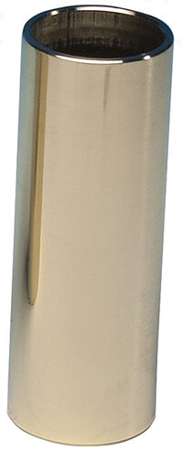 Fender® Brass Slide 1 Standard Medium