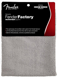 Fender® Factory Micofiber Cloth, grey