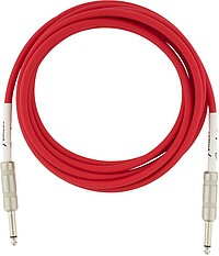 Fender® Kabel Original 3m fiesta red