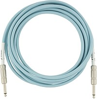 Fender® Kabel Original 4,​5m Daphne blue