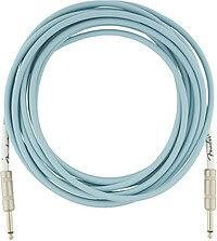 Fender® Kabel Original 5,​5m Daphne blue