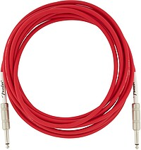 Fender® Kabel Original 5,​5m fiesta red