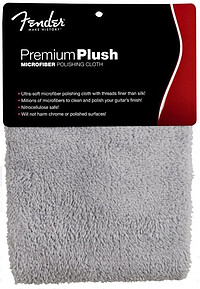 Fender® Premium Plush Micro Cloth, grey