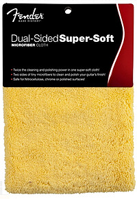 Fender® Super Soft Dual Side Micro Cloth