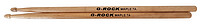 G-​Rock Drum Sticks Maple 7A
