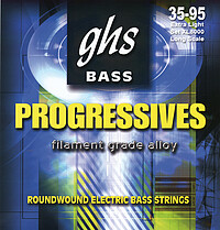 GHS Progressives Bass Electric *